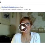Herkunftsberatung jetzt auch auf Facebook